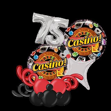 Casino Balloon Marquee Gift