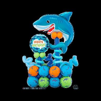 Shark Jumbo Balloon Marquee