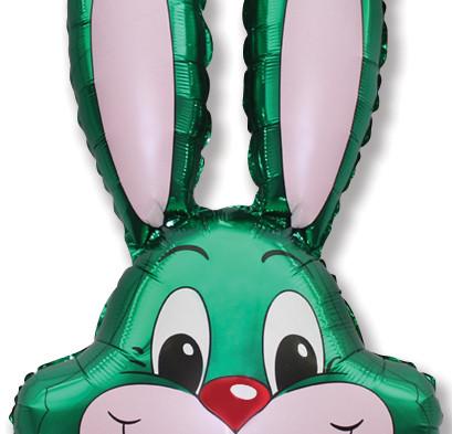 Green-Bunny-Head