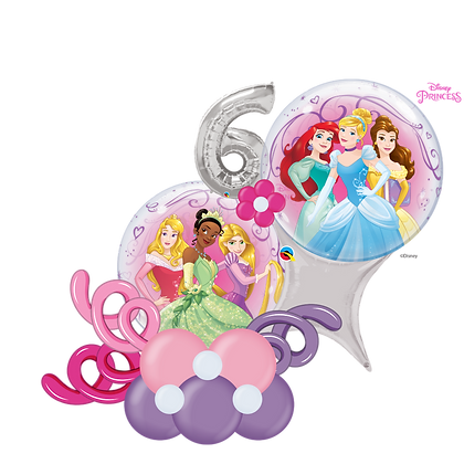 Disney Princess Balloon Marquee Gift