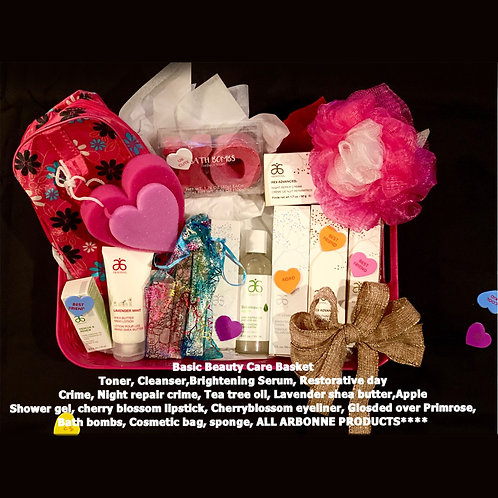 ARBONNE Beauty Care Basket