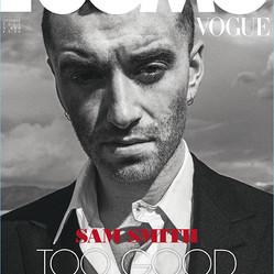 Sam Smith- L'Uomo Vogue Production Coordinator