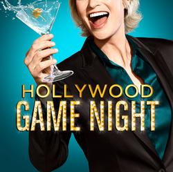 Hollywood Game Night Key Set