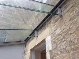 Glass Extention