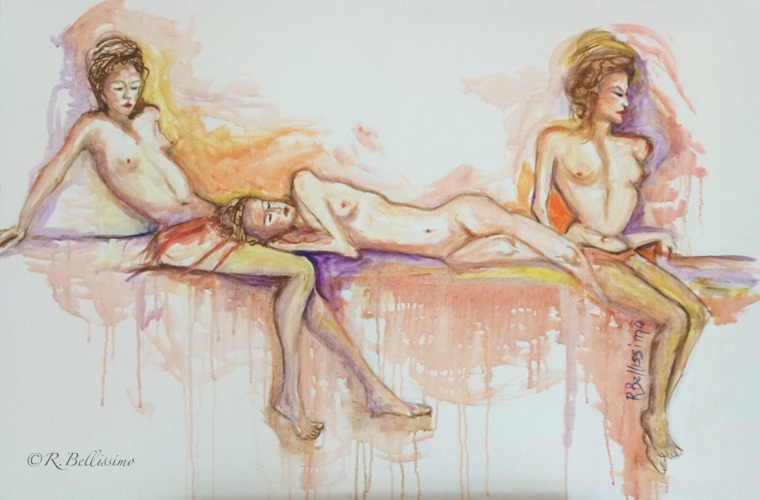 Sorelli Oil Painting