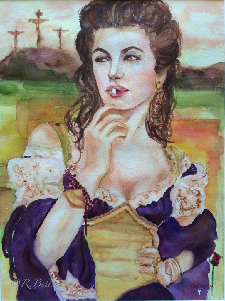 Gypsy Rose Morning Dew