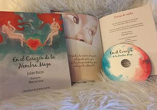 """Disco Libro """"En el Corazón de la Hembra Maga"""""""