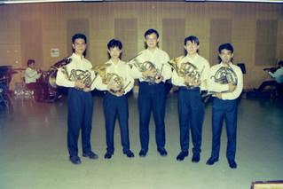Kwan Shan Ming Benny - A Five-year AYOer (1991 ~ 1995)