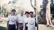 王博仁 TylerWang Bor-Ren (violin) AYO 1993~95 & 97