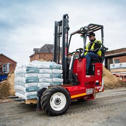 Moffett Truck Forklift