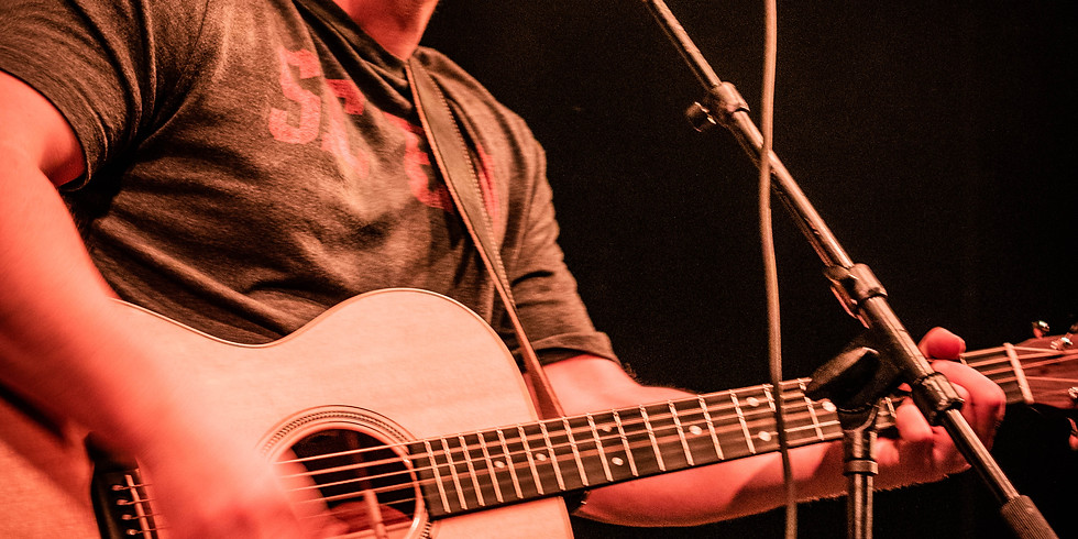 James Mason (Full Band Show)