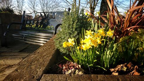 Dechmont Memorial Garden