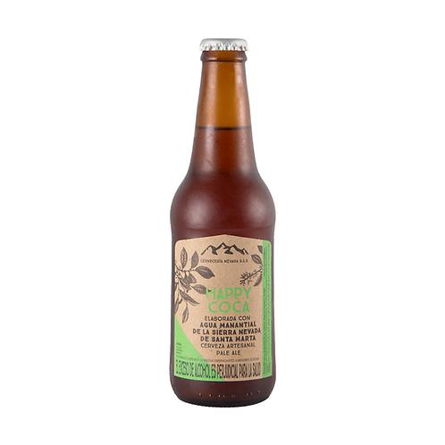 Cerveza Nevada - Happy Coca