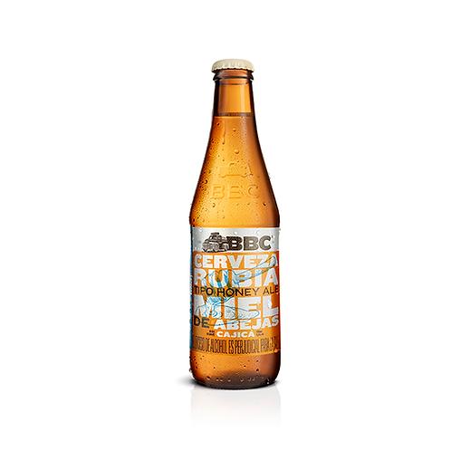 Cerveza BBC - Cajicá Miel