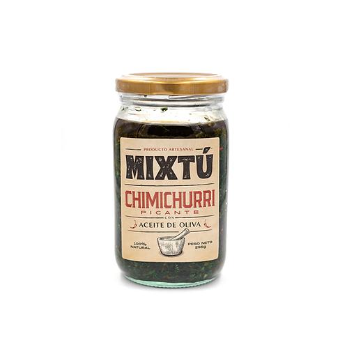 Chimichurri picante Mixtú