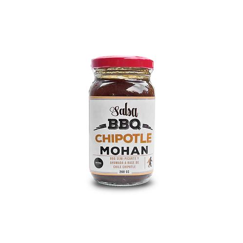 Salsa BBQ - Chipotle Mohán