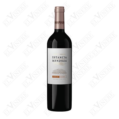 Vino Estancia Mendoza - Merlot Malbec
