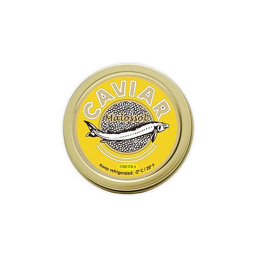 Caviar Malossol - Osetra