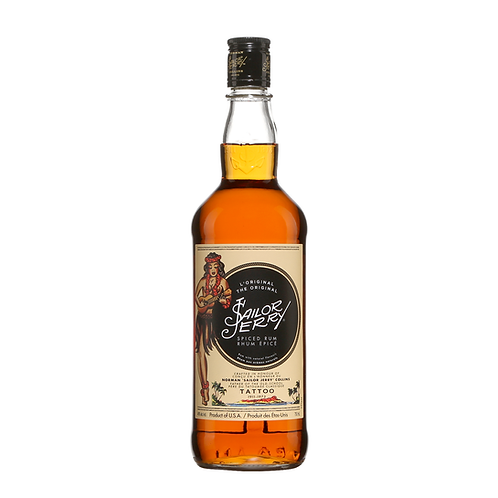 Sailor Jerry Rum