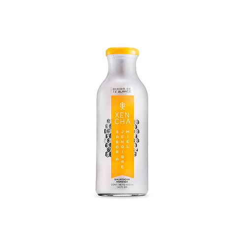 Bebida de té blanco Xencha - Jengibre Miel