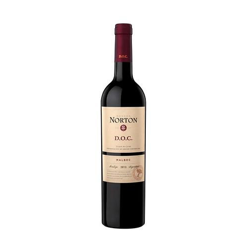 Vino Argentino Norton Malbec D.O.