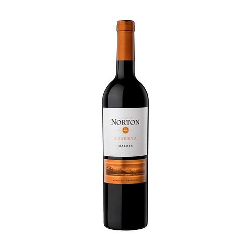 Vino Argentino Norton Malbec Reserva