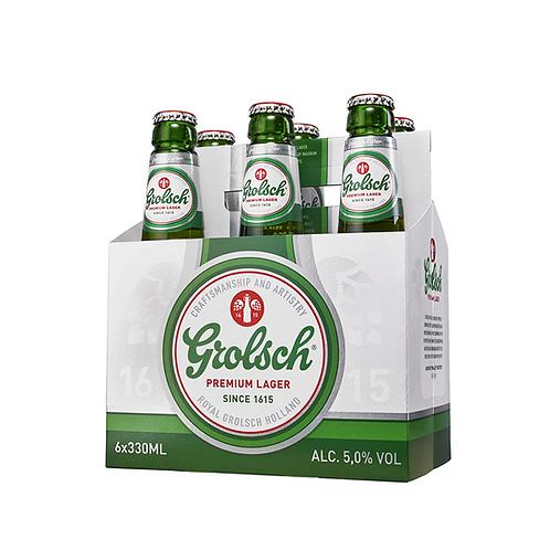Cerveza Grolsch - 6 pack