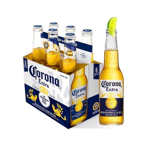 Cerveza Corona - x6 pack