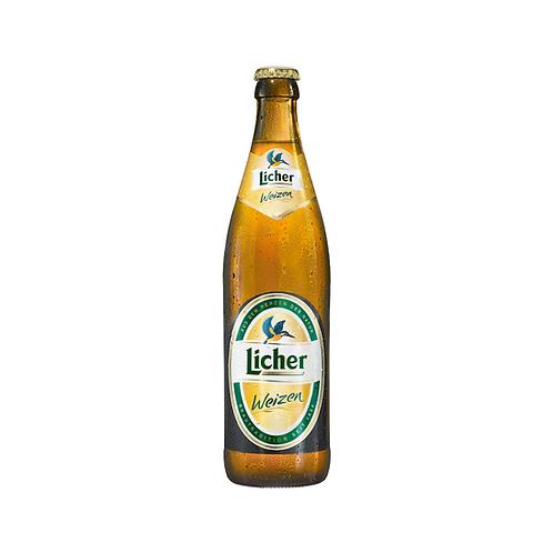 Cerveza Licher Weizen