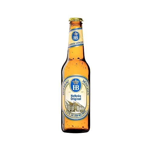 Cerveza Hofbräu Münchner Original