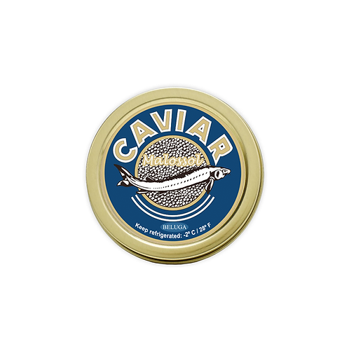 Caviar Malossol - Beluga