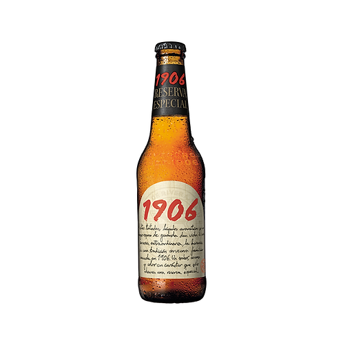 Cerveza Reserva Especial 1906
