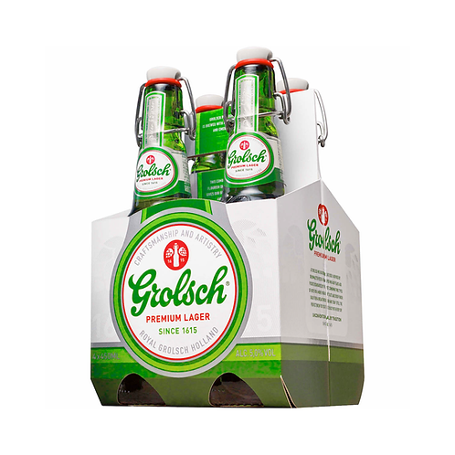 Copia de Cerveza Grolsch - 4 pack 450 ml