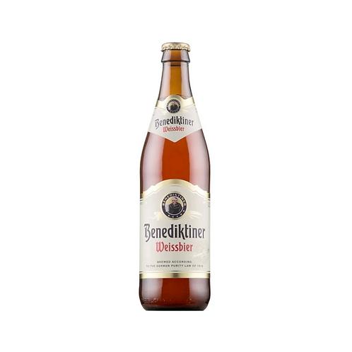 Cerveza Benediktiner Weissbier