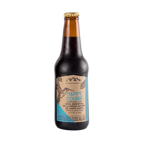 Cerveza Nevada - Happy Colibrí
