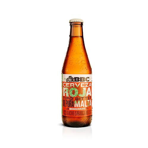 Cerveza BBC - Monserrate Roja
