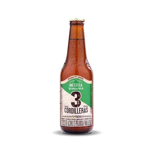 Cerveza 3 Cordilleras - Mestiza