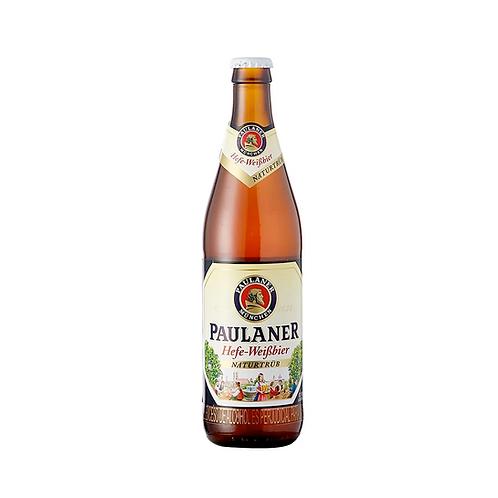 Cerveza Paulaner Naturtrüb