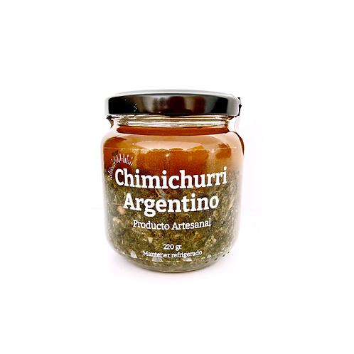 Chimichurri Argentino - San Feni