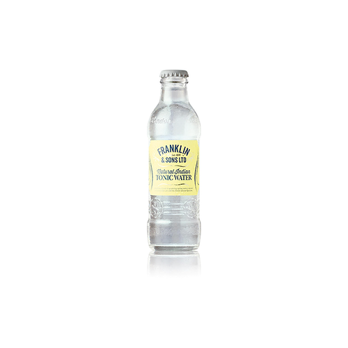 Franklin & Sons LTD - Natural Indian Tonic Water