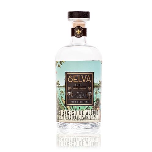 Selva Gin - Ginebra Colombiana