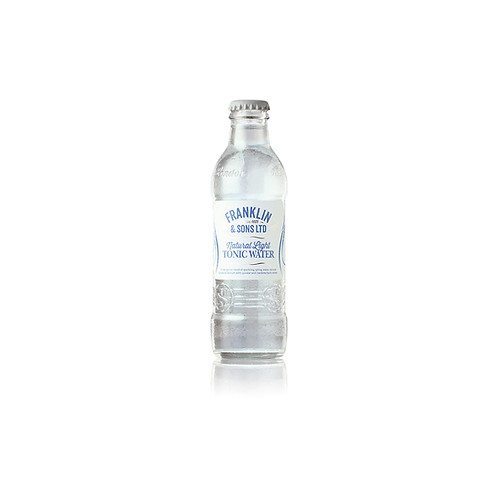 Franklin & Sons LTD - Natural Light Tonic Water