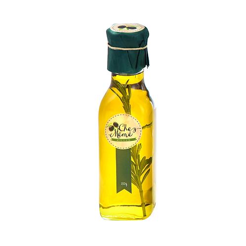 Aceite de oliva con romero y ajo Chez Mémé