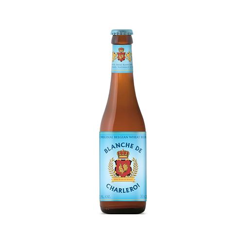 Cerveza Blanche de Charleroi