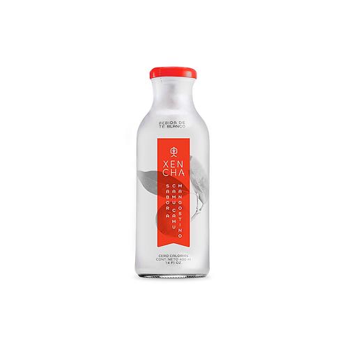 Bebida de té blanco Xencha - Camu Camu Mangostino