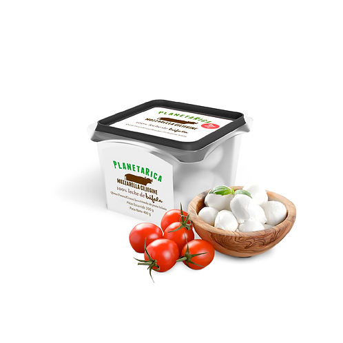 Mozzarella Ciliegine - Planeta Rica