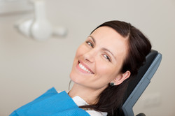 Lougheed Dental Patient