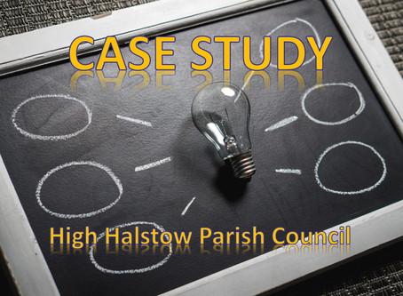 Case Study – High Halstow Parish Council