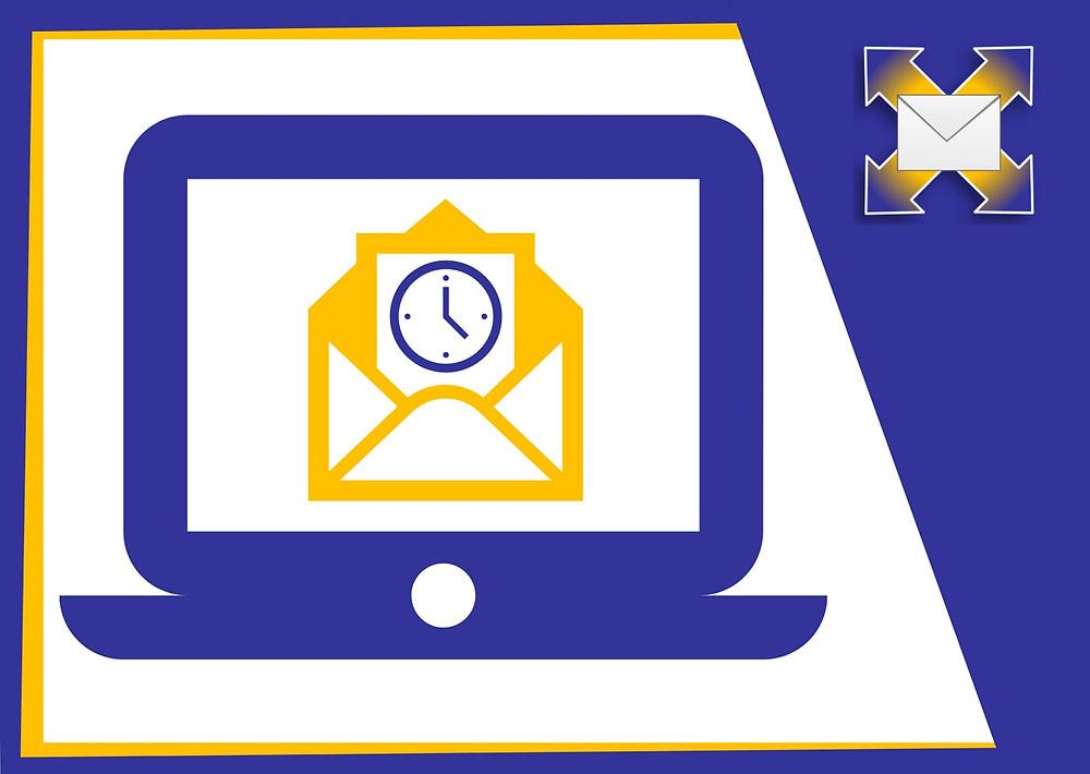 Mail Master Logo | Email Sharing Tool UK