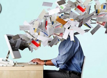 10 Tips to help you reduce Email Overload